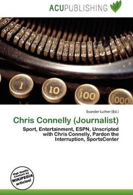 Chris Connelly (Journalist)