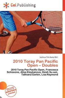 2010 Toray Pan Pacific Open - Doubles