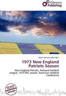 1973 New England Patriots Season