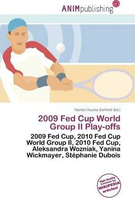 2009 Fed Cup World Group II Play-Offs