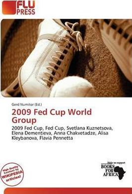 2009 Fed Cup World Group