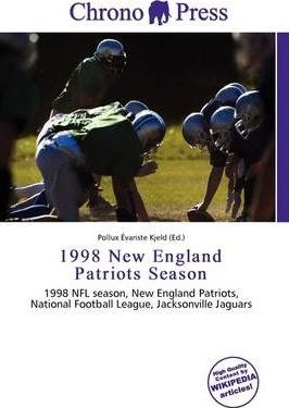1998 New England Patriots Season