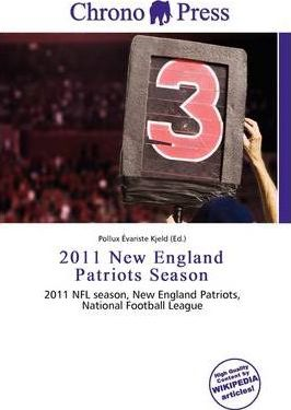 2011 New England Patriots Season