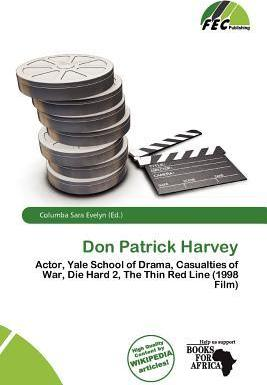 Don Patrick Harvey