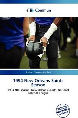 1994 New Orleans Saints Season