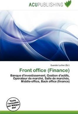 Front Office (Finance)