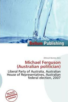 Michael Ferguson (Australian Politician)