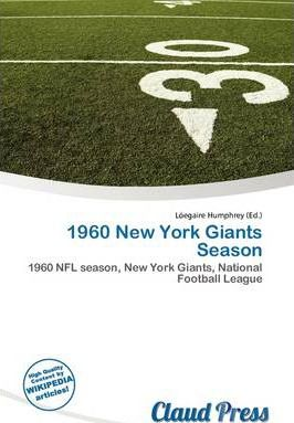 1960 New York Giants Season
