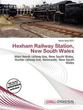 Hexham Railway Station, New South Wales