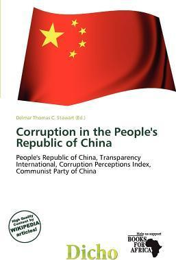 Corruption in the People's Republic of China