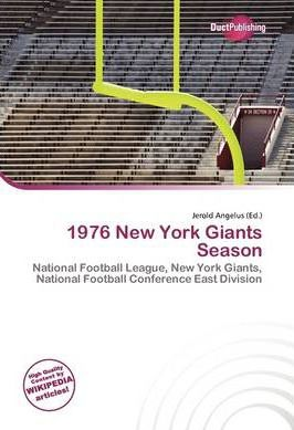 1976 New York Giants Season