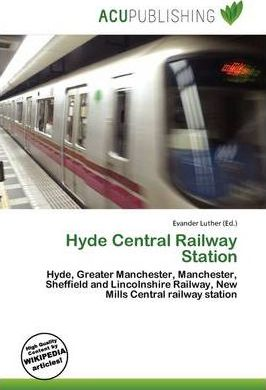 Hyde Central Railway Station