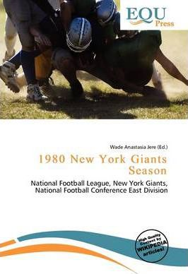 1980 New York Giants Season