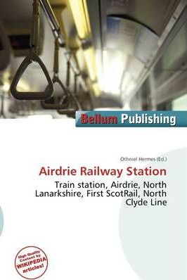 Airdrie Railway Station