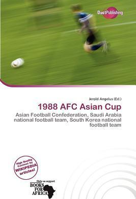 1988 Afc Asian Cup