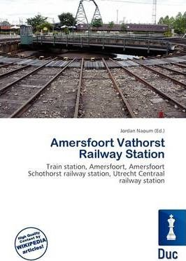 Amersfoort Vathorst Railway Station