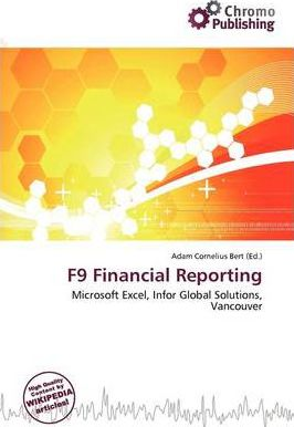 F9 Financial Reporting