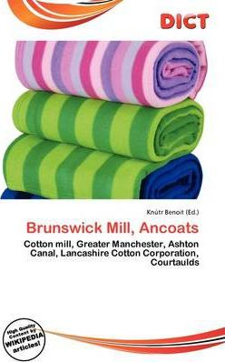 Brunswick Mill, Ancoats
