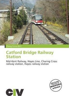 Catford Bridge Railway Station