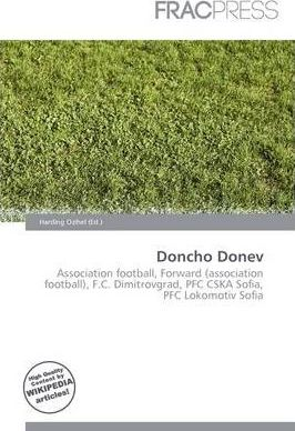 Doncho Donev