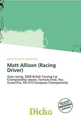 Matt Allison (Racing Driver)