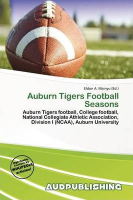 Auburn Tigers Football Seasons