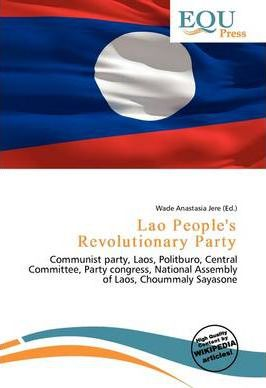 Lao People's Revolutionary Party