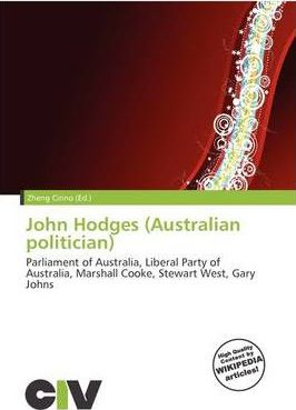 John Hodges (Australian Politician)