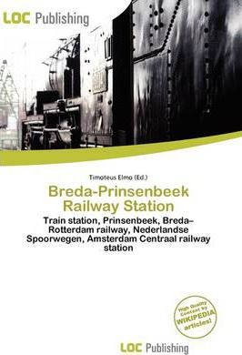 Breda-Prinsenbeek Railway Station