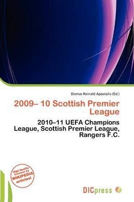 2009- 10 Scottish Premier League