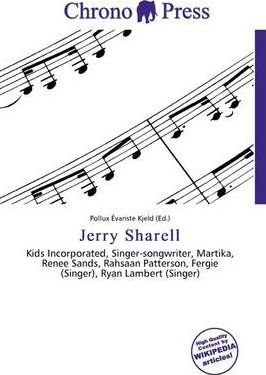 Jerry Sharell