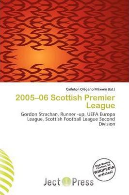 2005-06 Scottish Premier League