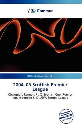 2004-05 Scottish Premier League