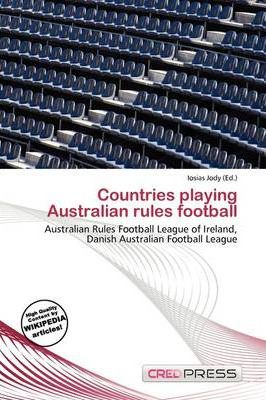 Countries Playing Australian Rules Football