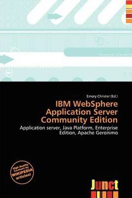 IBM Websphere Application Server Community Edition