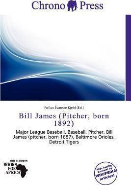 Bill James (Pitcher, Born 1892)