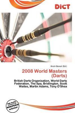 2008 World Masters (Darts)