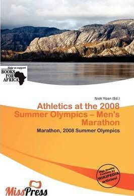 Athletics at the 2008 Summer Olympics - Men's Marathon