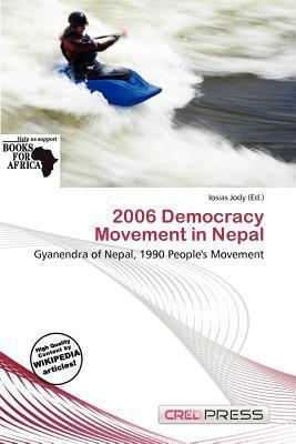2006 Democracy Movement in Nepal
