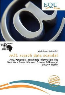 AOL Search Data Scandal