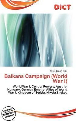 Balkans Campaign (World War I)