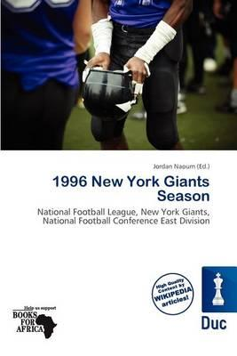1996 New York Giants Season