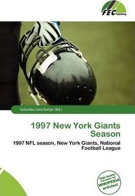 1997 New York Giants Season