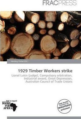 1929 Timber Workers Strike