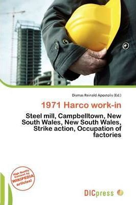 1971 Harco Work-In