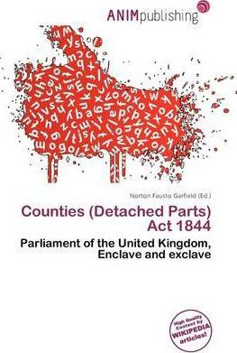 Counties (Detached Parts) ACT 1844