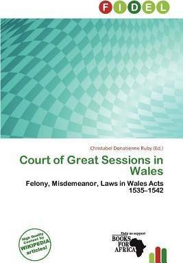 Court of Great Sessions in Wales