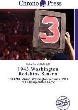 1943 Washington Redskins Season
