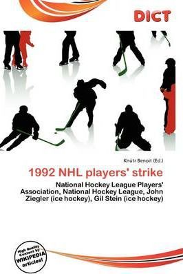 1992 NHL Players' Strike