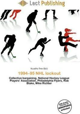 1994-95 NHL Lockout
